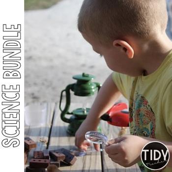 Science Third Grade: Bundle