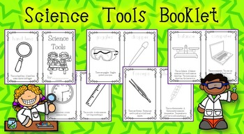 Science Tools Booklet