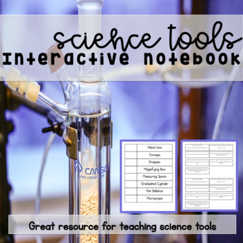 Science Tools Interactive Notebook