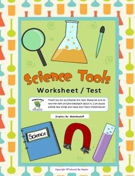 Printables Science Tools Worksheet science test tools worksheet by tailored worksheet