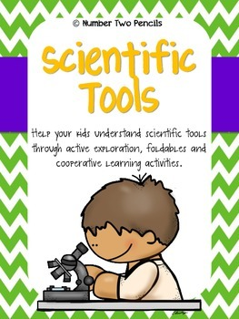 Science Tools Through Exploration, Foldables, and Cooperat