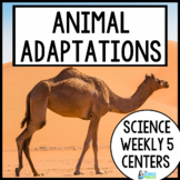 Adaptations {Science Weekly Five Stations}