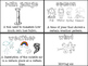 Science Word Wall Cards: 2nd Grade