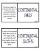 Science Word Wall - Virginia (SOL 5th grade aligned)