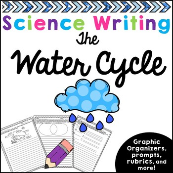 Science Writing Water Cycle