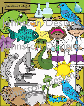 Science and Nature Clipart