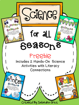 Science for all Seasons-Freebie!