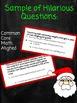 Science of Santa Claus Worksheet