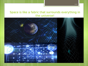 Science of Space - Presentation