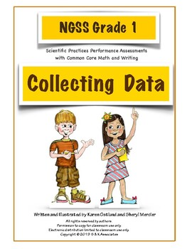 Science the Write Way Grade 1 Collecting Data