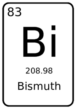 Sciences Display Signs using Chemical Symbols