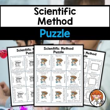 Scientic Method Puzzle