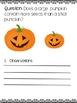 Scientifc Method Pumpkin Seed Halloween Activity