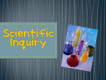 Scientific Inquiry PowerPoint