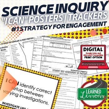 Basic Science & Scientific Inquiry Student Self-Assessment