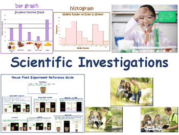 Scientific Investigation Flashcards - task cards, any midd