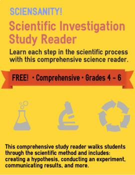 Scientific Investigation Study Reader (Scientific Process,