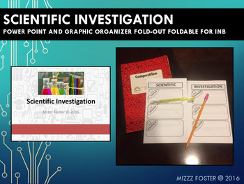 Scientific Investigation and Experiment Power Point & Grap