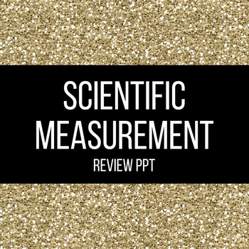 Scientific Measurement Notes