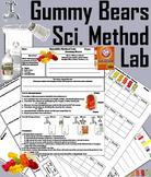 Science Experiment: Gummy Bears Lab/ Scientific Method Worksheet
