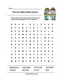 Scientific Method Word Search (Grades 3-5)