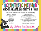 Scientific Method: Anchor Charts, Game, & More!