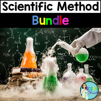 Scientific Method - Growing Bundle