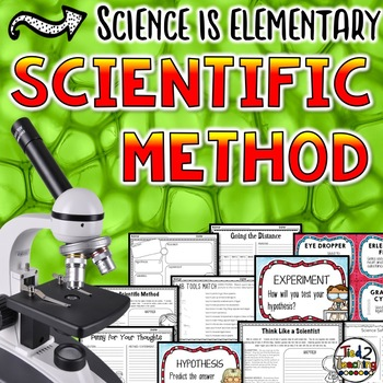 Scientific Method - Comprehensive Resource Pack