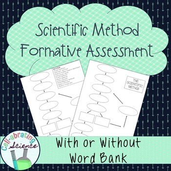 Scientific Method Formative Assessment ***FREE!!!!***