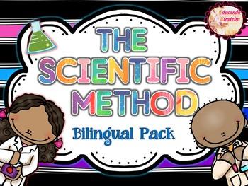 Scientific Method - Método Científico Bilingual Pack **Pos