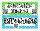 Scientific Method INTERACTIVE Word Wall