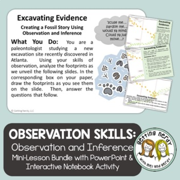 Scientific Method - Observation & Inference