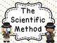 Scientific Method Posters - Science Files - CSI Theme Yell