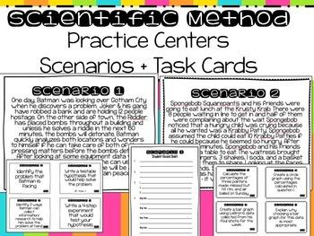 Scientific Method Centers