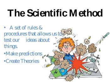 Scientific Method Pwpt