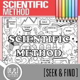 Scientific Method Seek & Find Doodle Page