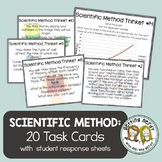 Science Task Cards - Scientific Method