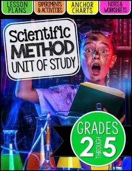 Scientific Method Unit of Study