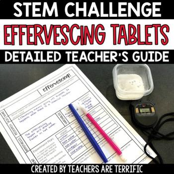 Scientific Method Using Effervescing Tablets