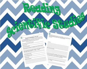 Scientific Method Reading Assignment, Lab Report, Science