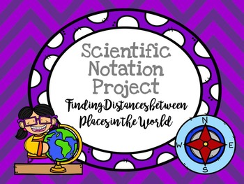 Scientific Notation Math Project