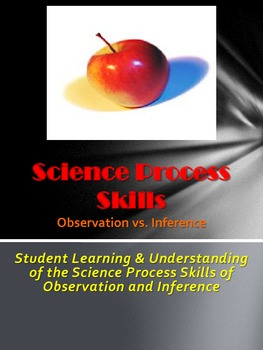 Scientific Process Skills: Observation and Inference Lab