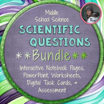 Scientific Method: Scientific Questions PACKAGE