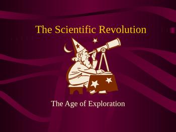 Scientific Revolution lesson plan/ lecture