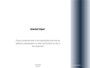 Scientist Clipart