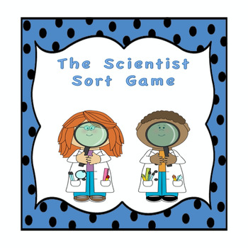 Scientist Sort: p,b,d,q,