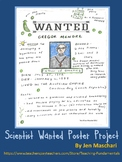 Scientist Wanted Poster Project