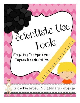 Scientists Use Tools - A Station Exploration