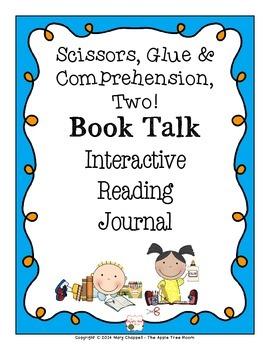 "Interactive Reading Journal ""Book Talk"""