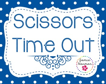Scissors Time Out